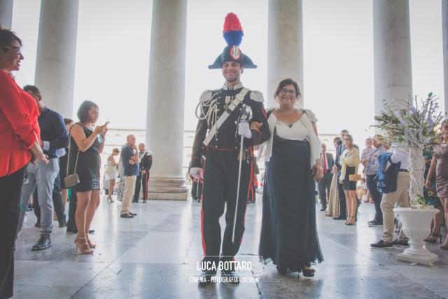 Matrimonio da carabinieri