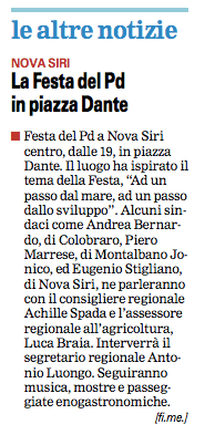 PD QUOTIDIANO 10 09 2015