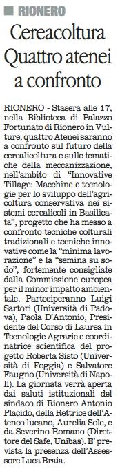 RIONERO Quotidiano 15102015