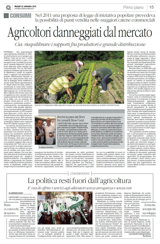 quotidiano 22-09-15