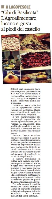 CIBAS quotidiano 7 12 2015