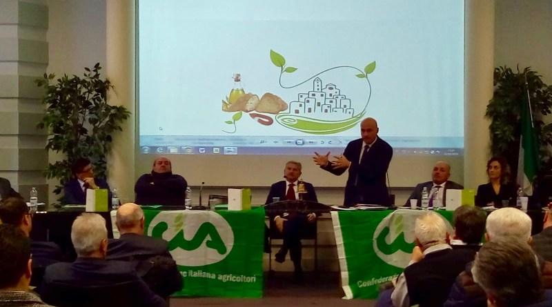 Braia: L'agricoltura non deve essere il passato ma il futuro.