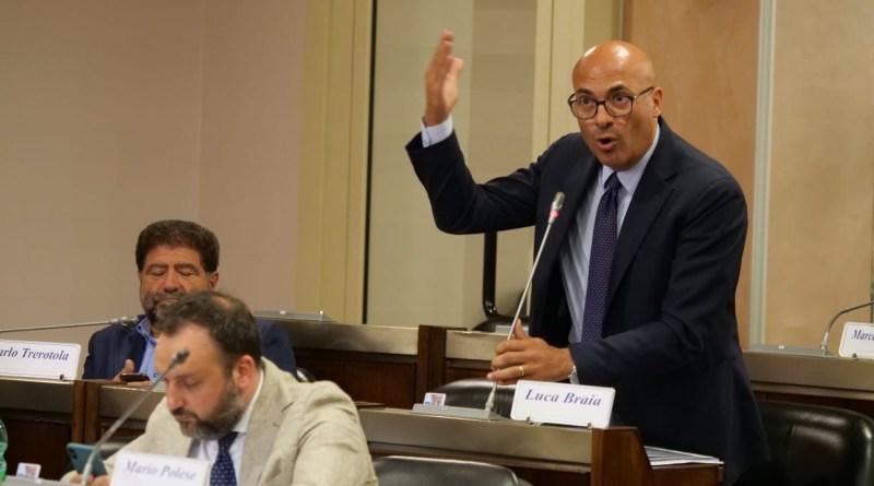 Collegamenti Ferrandina-Matera e Matera-Bari Aeroporto da garantire. Mozione del CentroSinistra