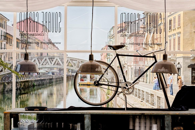 Temporary Store Le Biciclette - Milano