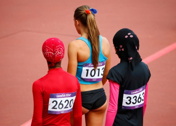donne alle olimpiadi