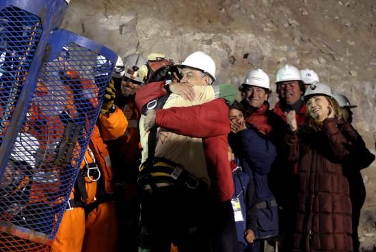 minatori cileni