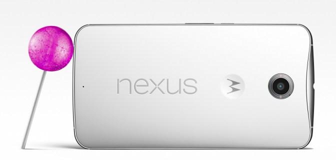 Il nexus 6 sarà disponibile in abbonamento con Tre