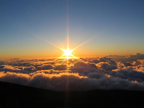 sunset-above-clouds