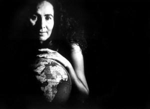 Maria Grazia Picciarella, Aziza. © dell'autore