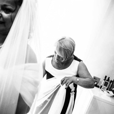 foto da matrimonio