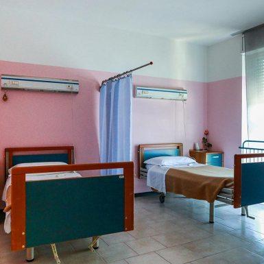fotografo interni ospedalieri