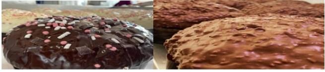 Triplo cioccolato fondente e cioccolato Rocher