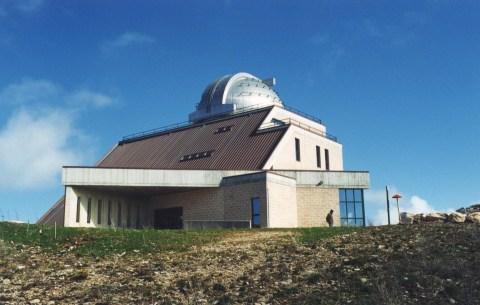 Castelgrande: l'osservatorio astronomico