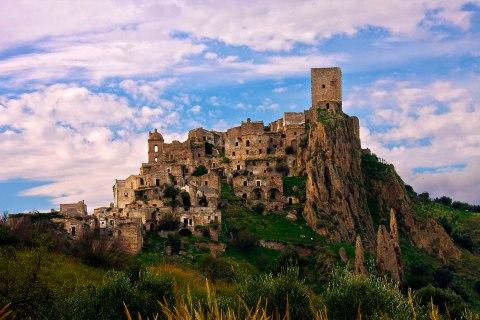 Craco: il borgo medievale abbandonato