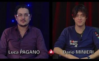 Intervista doppia: Luca Pagano vs Dario Minieri