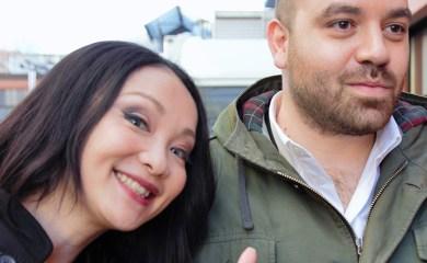 Giada Fang e Pier Paolo Fabretti