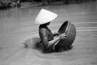 Mekong River. Vietnam. 2007