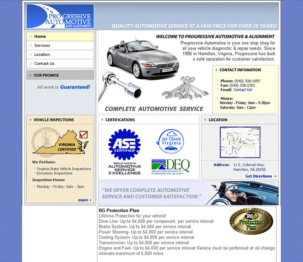Progressive Automotive
