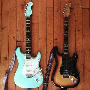 2015 Fender Special Edition 60's Stratocaster and 1994 Fender Strat Special