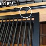 Decision Center Sliding Door Track Maintenance Free Roundrail Track