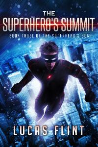 The Superhero's Summit 200x300l