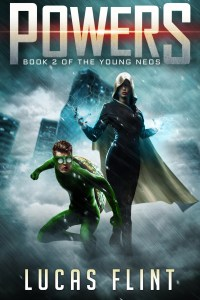 "Cover of ""The Young Neos Book #2: Powers"""