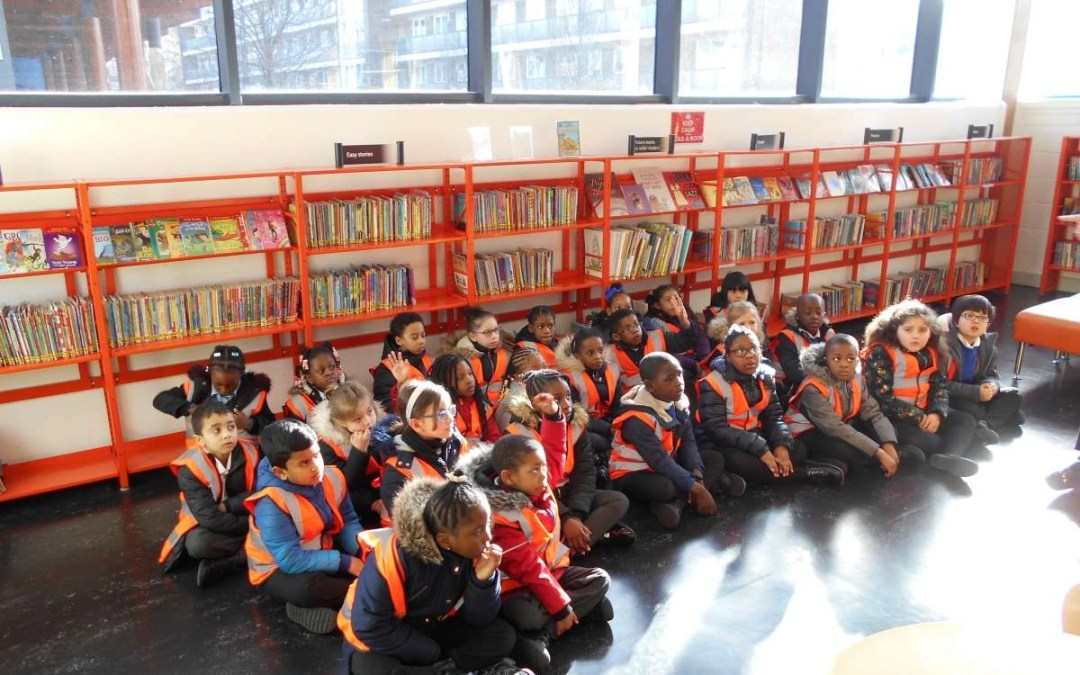 Year 2 Library Visit