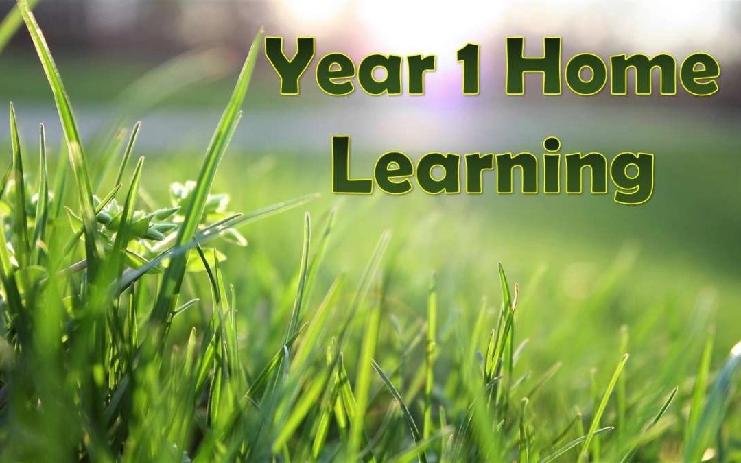 Year 1 Home Learning (6)