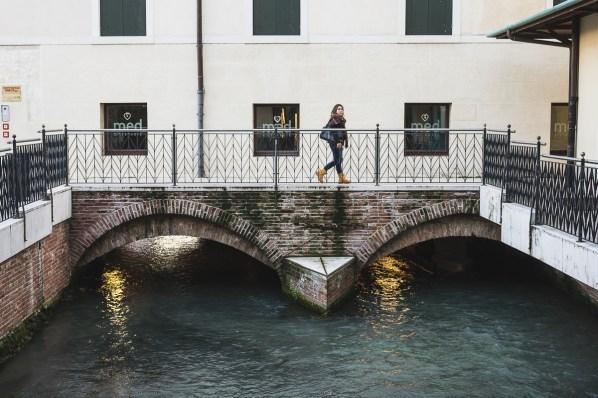 Riflessi sui canali - Treviso