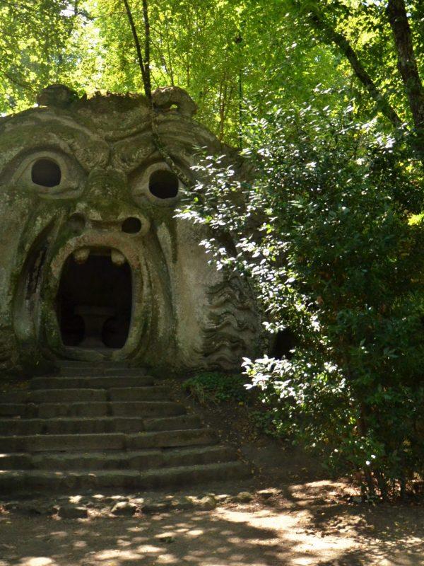 Il mostro di pietra e quello invisibile