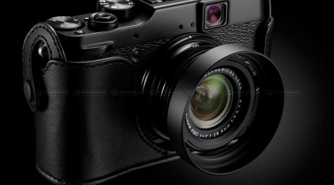Fuji x10, la sorellina per la mia Canon 7D è arrivata.