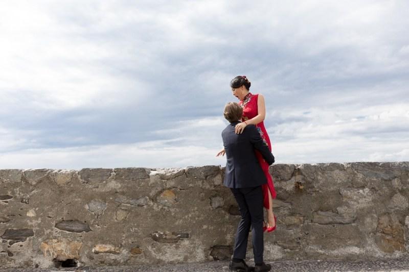 Fotografo Matrimonio Portofino Matrimoni Castello Brown