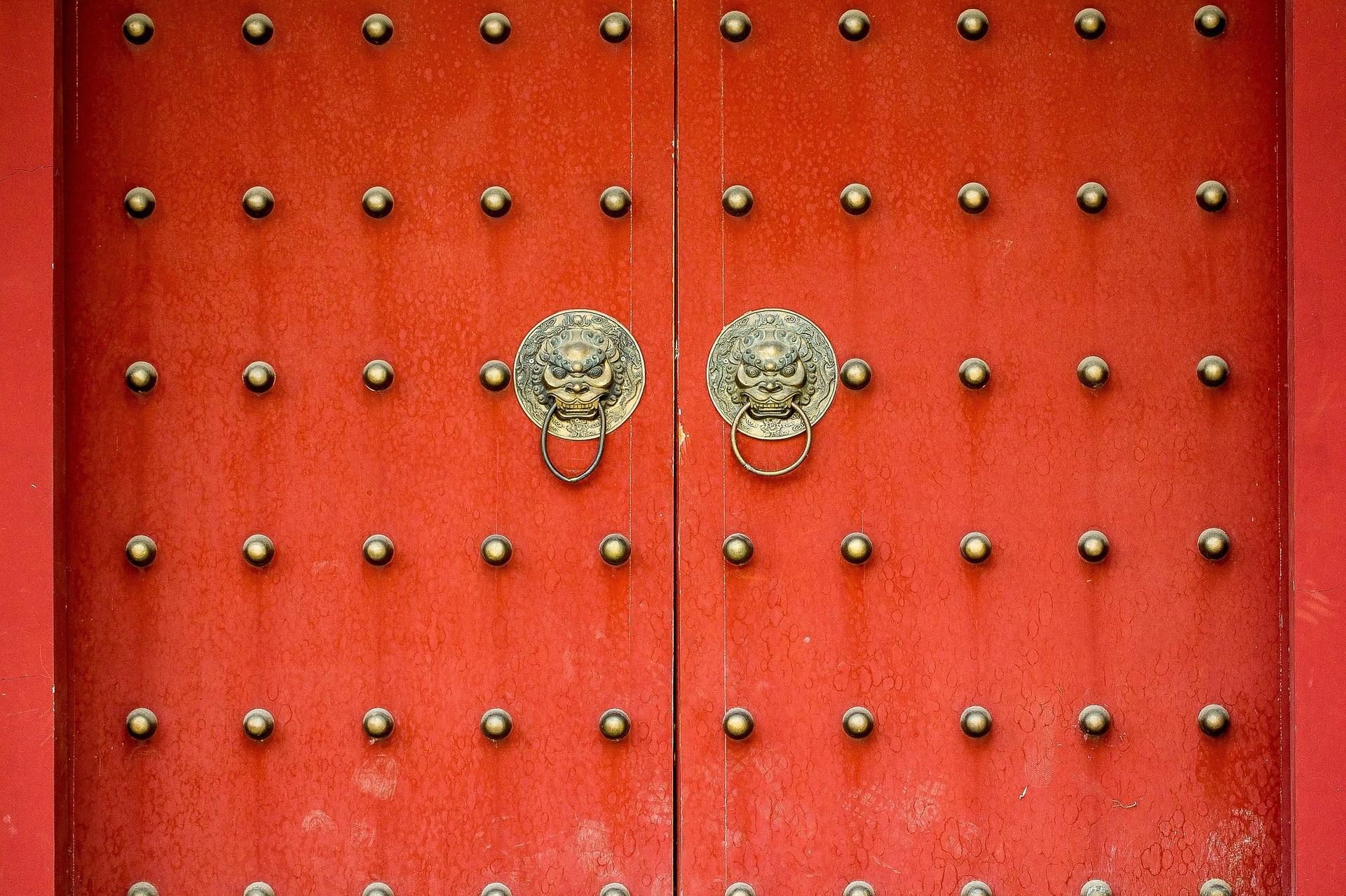 """LIU DA KAI 六大開 """"le sei aperture/porte"""" : trai insegnamento grazie alle analogie con la vita quotidiana"""