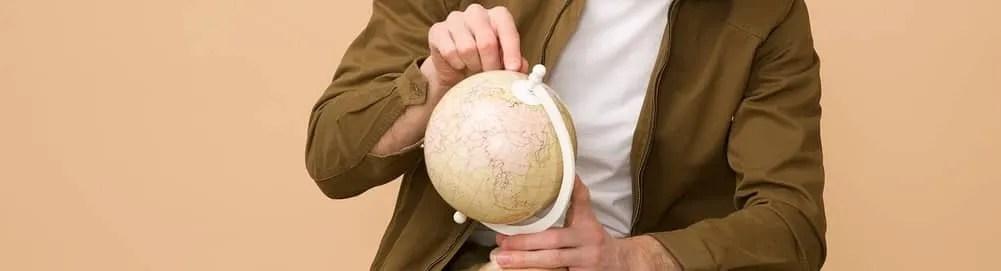 Qu'est ce qui vous empêche de faire le tour du monde?