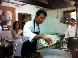 Chef Luca LANDI