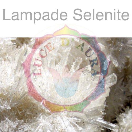 Lampade in Selenite