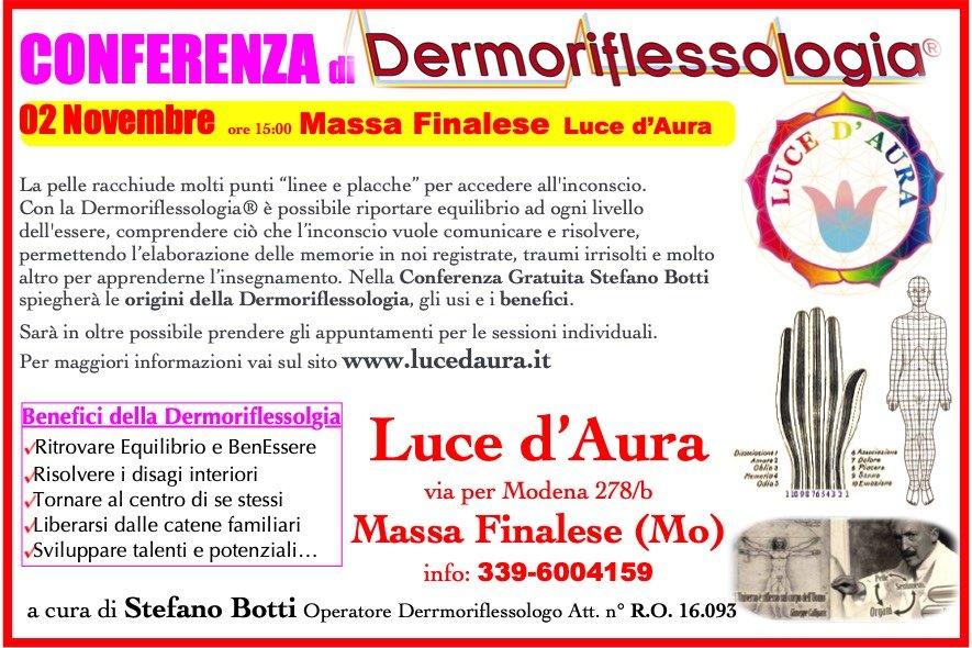 dermoriflessologia emilia