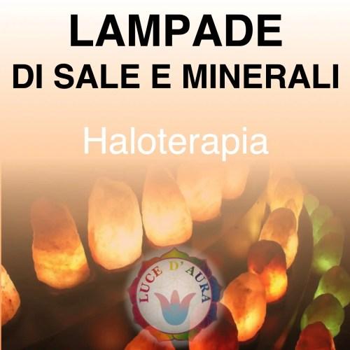 Lampade Sale Himalaya e Minerali