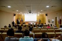 Discurso inaugural por parte del Presidente de Agrafi José Luis Pozo Abril.