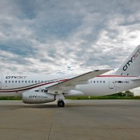 Brussels Airlines to wet-lease three Sukhoi SSJ100 Superjets from CityJet from April 2017