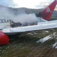 Former OO-LTN (TEA) & OO-VET (Brussels Airlines) Boeing 737s involved in landing mishaps