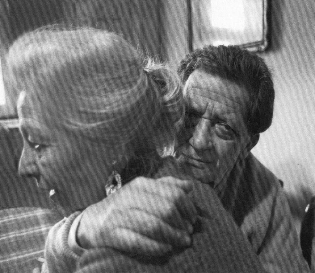 Jutta e Stefano D'Arrigo