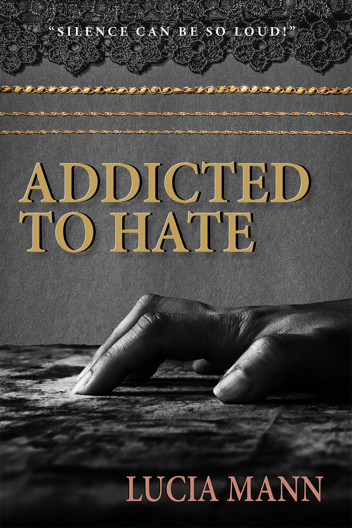 Addicted to Hate - Book Cover