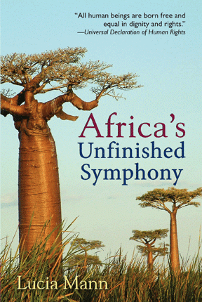 Africa's Unfinished Symphony - Book Cover