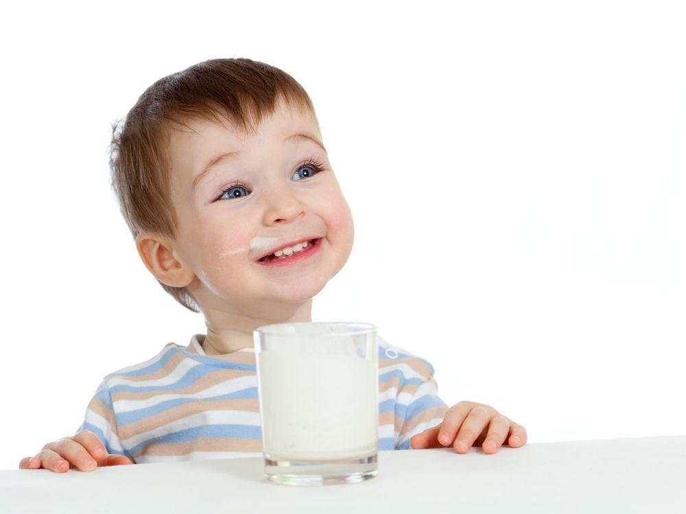 ¿La leche produce mocos?