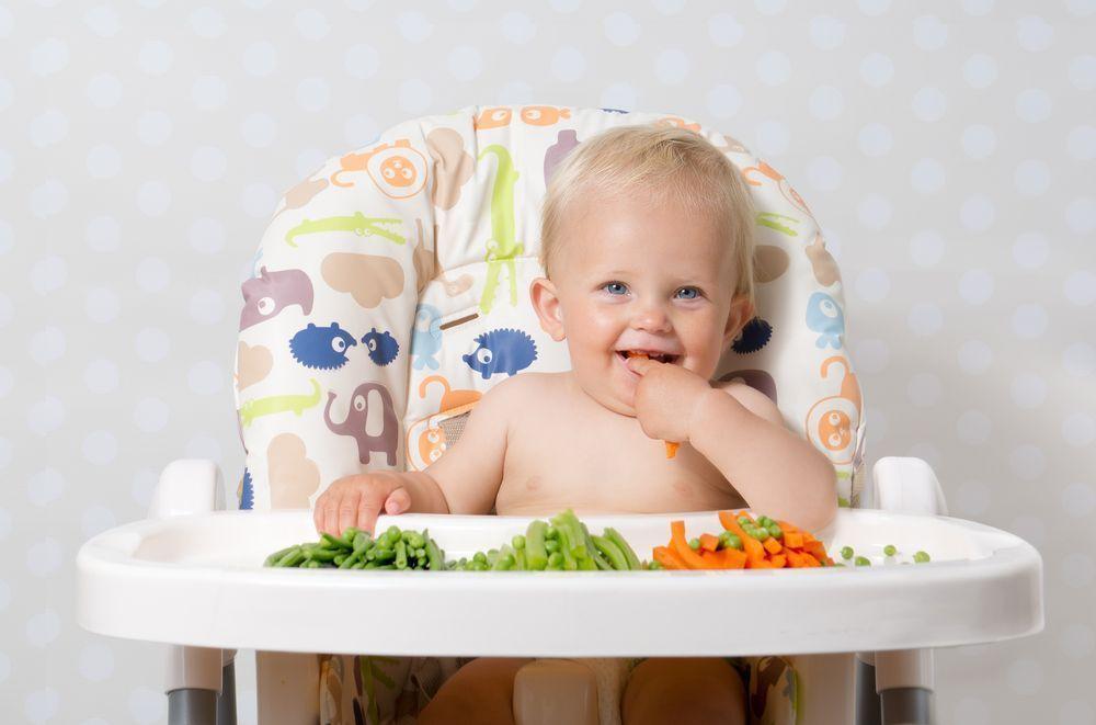 BLW (Baby led weaning) o Alimentación autoregulada por el bebé