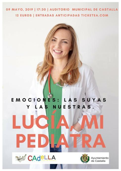 Lucía mi pediatra en Castalla
