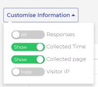 Personalización de las respuestas al chatbot de Collet