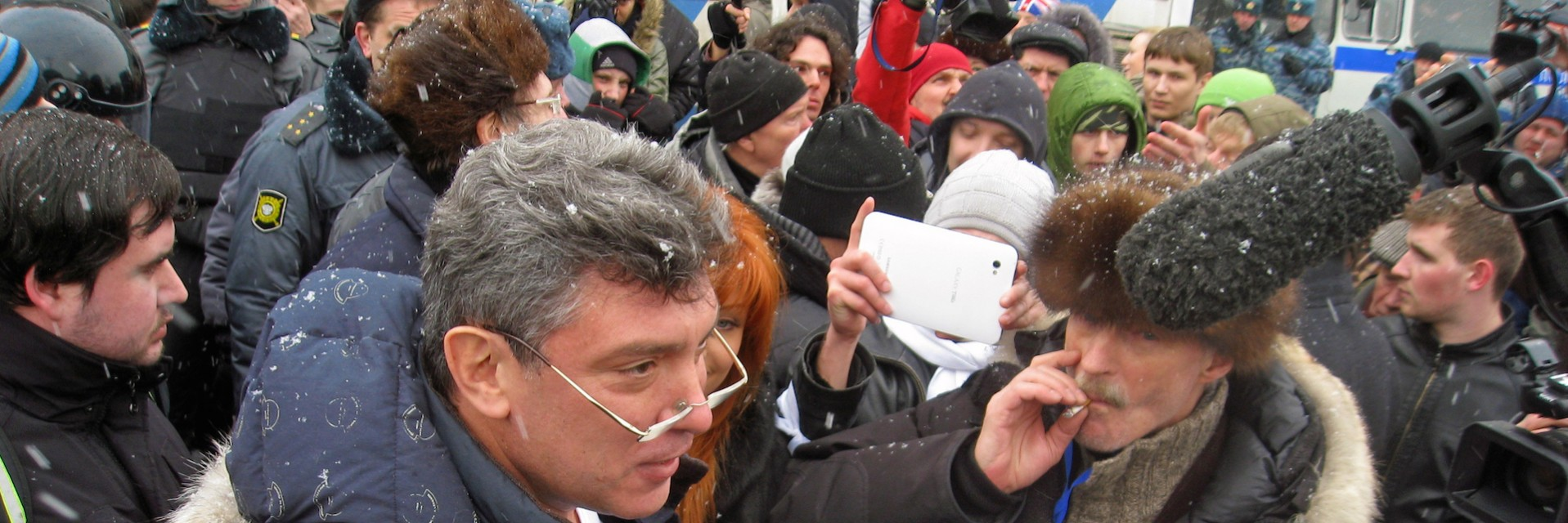 Image result for PHOTOS OF LUCIEN KIN IN RUSSIA FOR NPR