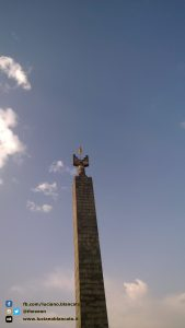 Erevan: monumento guerra